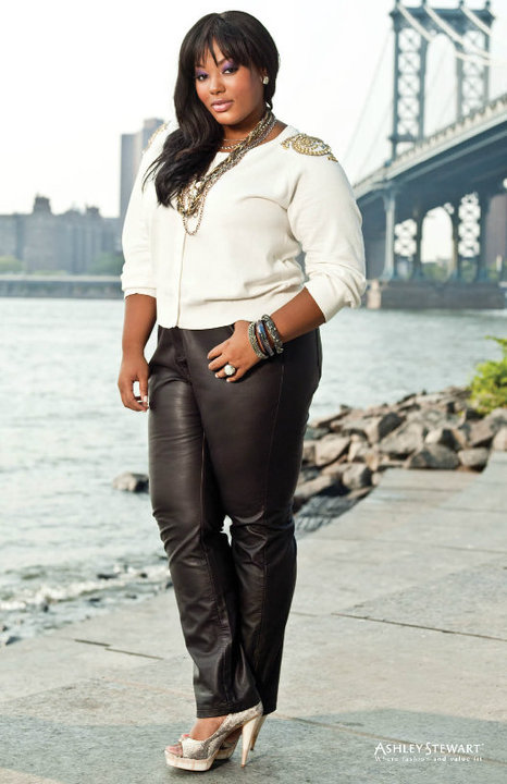 Ashley Stewart S New Fall Collection Urban Chic W