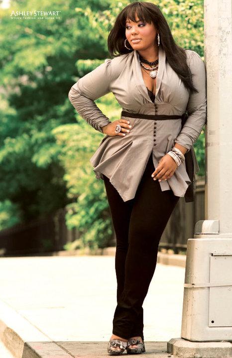 Ashley Stewarts New Fall Collection Urban Chic W -3345