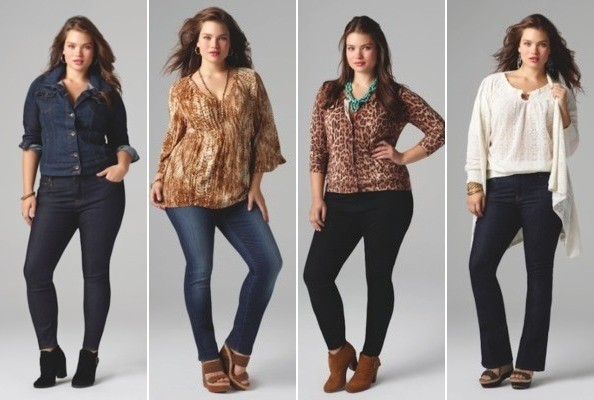 Denim Company Lucky Brand Will Launch Plus-Size Jeans and Clothing ...
