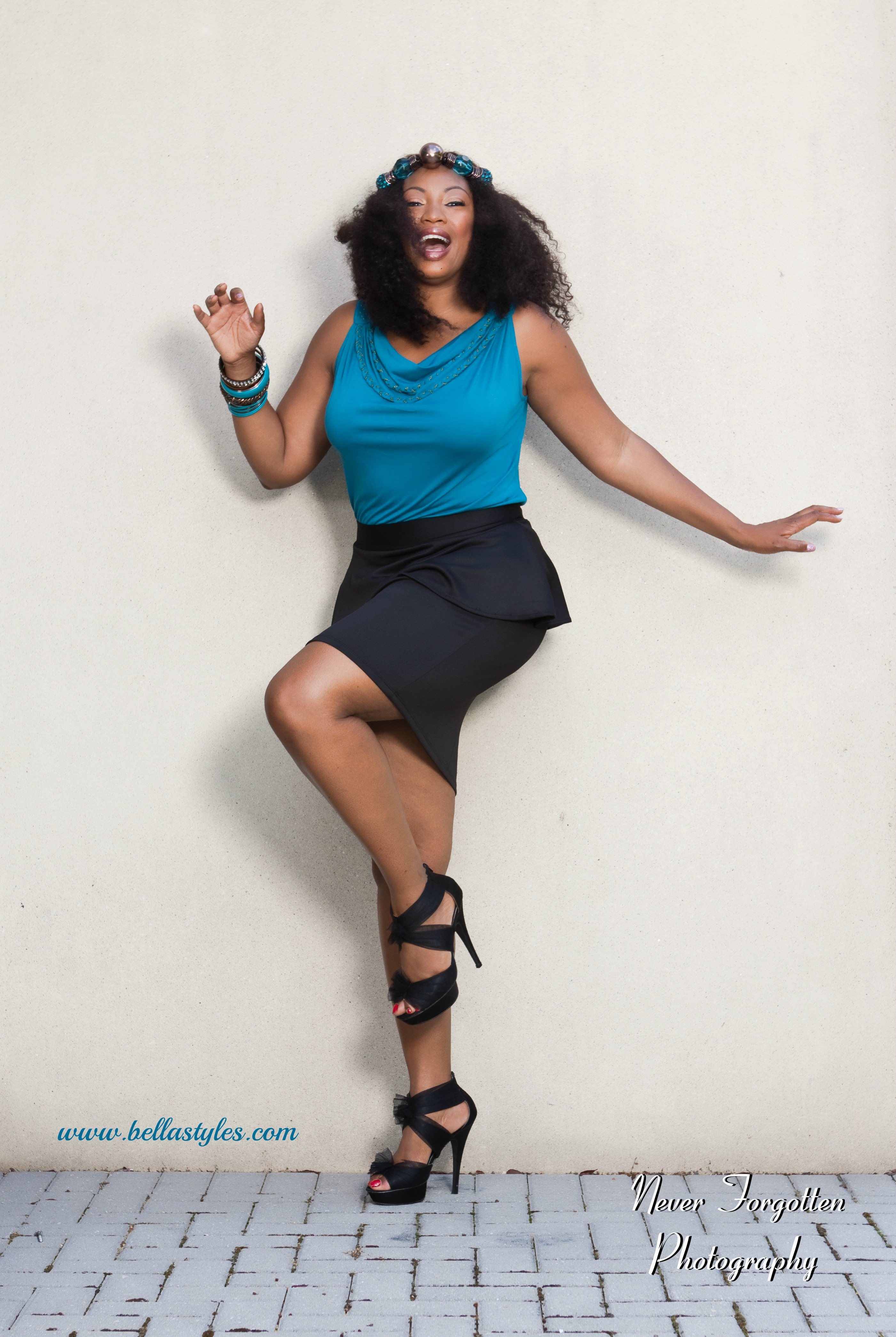 Styled By Bella: Photoshoot Fab With Model/Actress Liris Crosse ...