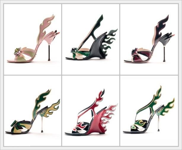 where can i buy a prada bag - The Look For Less: \u201cPrada Flame Heels\u201d | \u0026quot;Trendy Curves\u0026quot;? by Bella ...