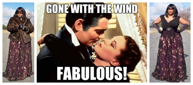 Gone With The Wind Fabulous Collage