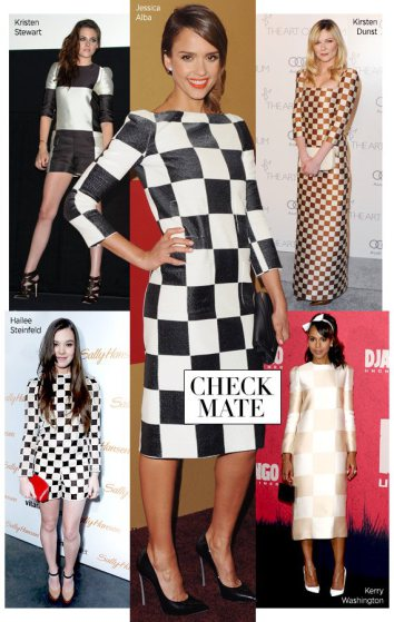 "OOTD: ""Check Mate"" 
