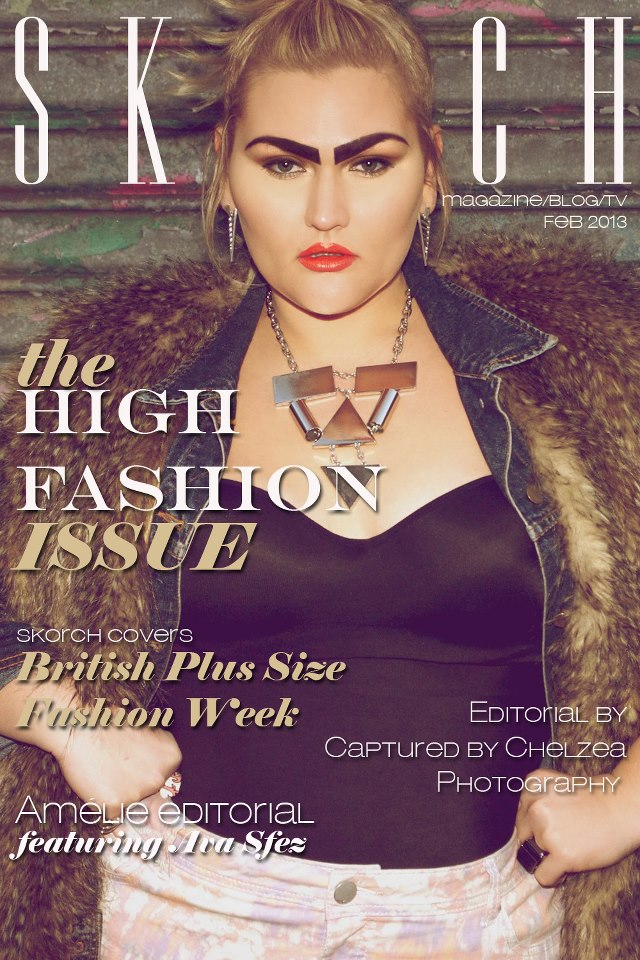 Plus-Size Magazines - Skorch Magazine