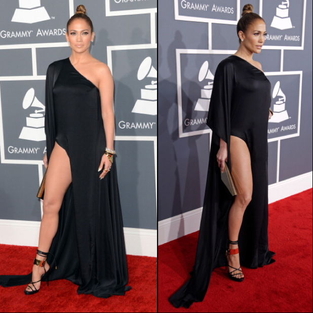 Jennifer-Lopez-2013-Grammy-Awards