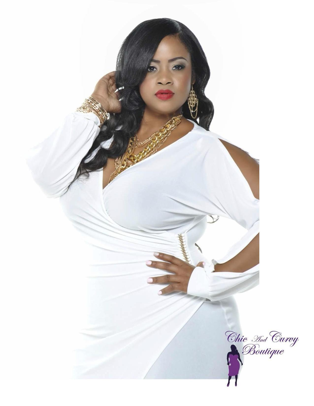 The Chic Curve Seattle Fashion: The Chic And Curvy Boutique Lookbook: Volume 1