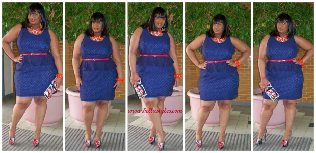 Lane Bryant Collage