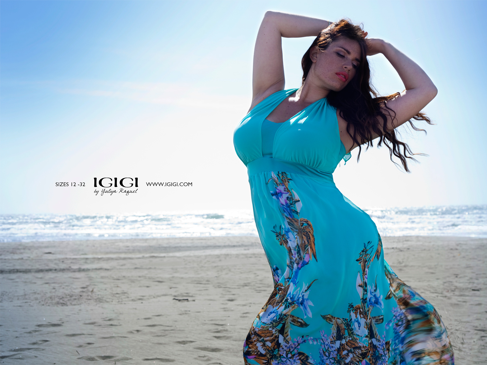 "The Summer 2013 IGIGI ""Into The Blue"" Collection 