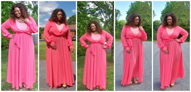 Mother's Day Chiffon Collage