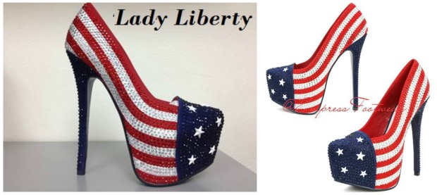 Empress Liberty Collage