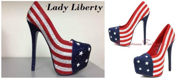 Empress Liberty Collage