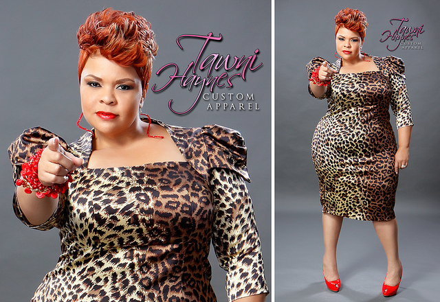 "Curvy Style Icon: ""Tamela Mann"" 