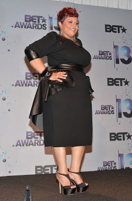 Tamela+Mann+Press+Room+BET+Awards+c0oWzlzWObSx