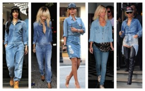 Denim on Denim Trend- Kimmy