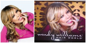 Wendy Wig Collage