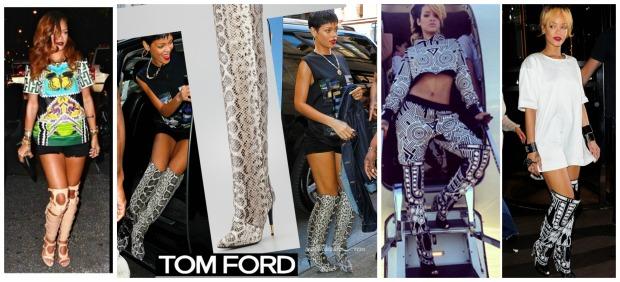 RiRi Tom Ford Collage
