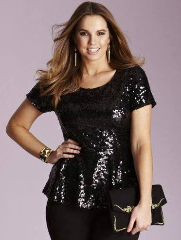 Plus Size Holiday Fashion Picks For 2013 Trendy Curves By Bella