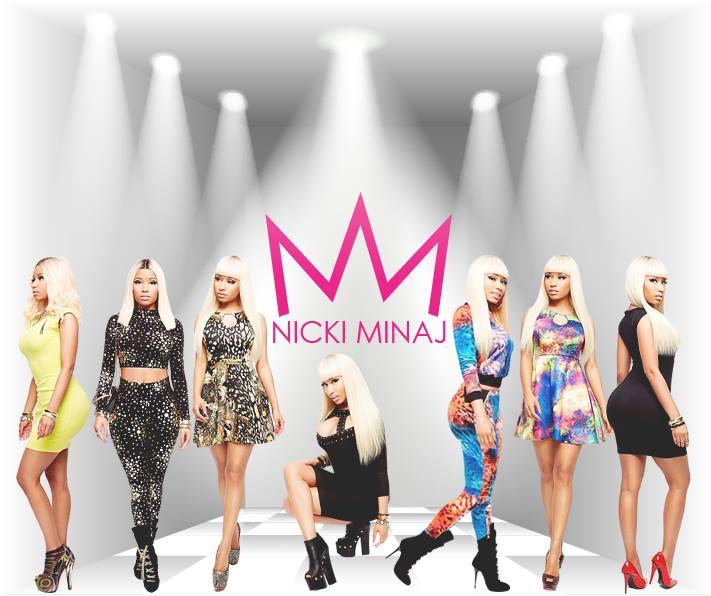 Nicki Minaj Clothing Line Plus Size