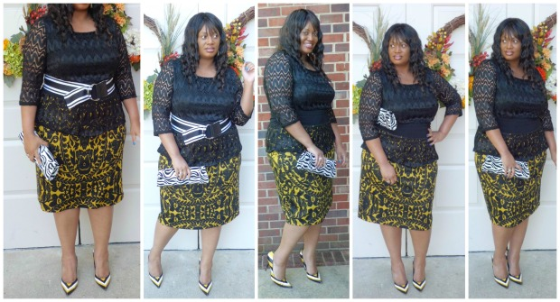 Igigi Nicolette Dress Collage