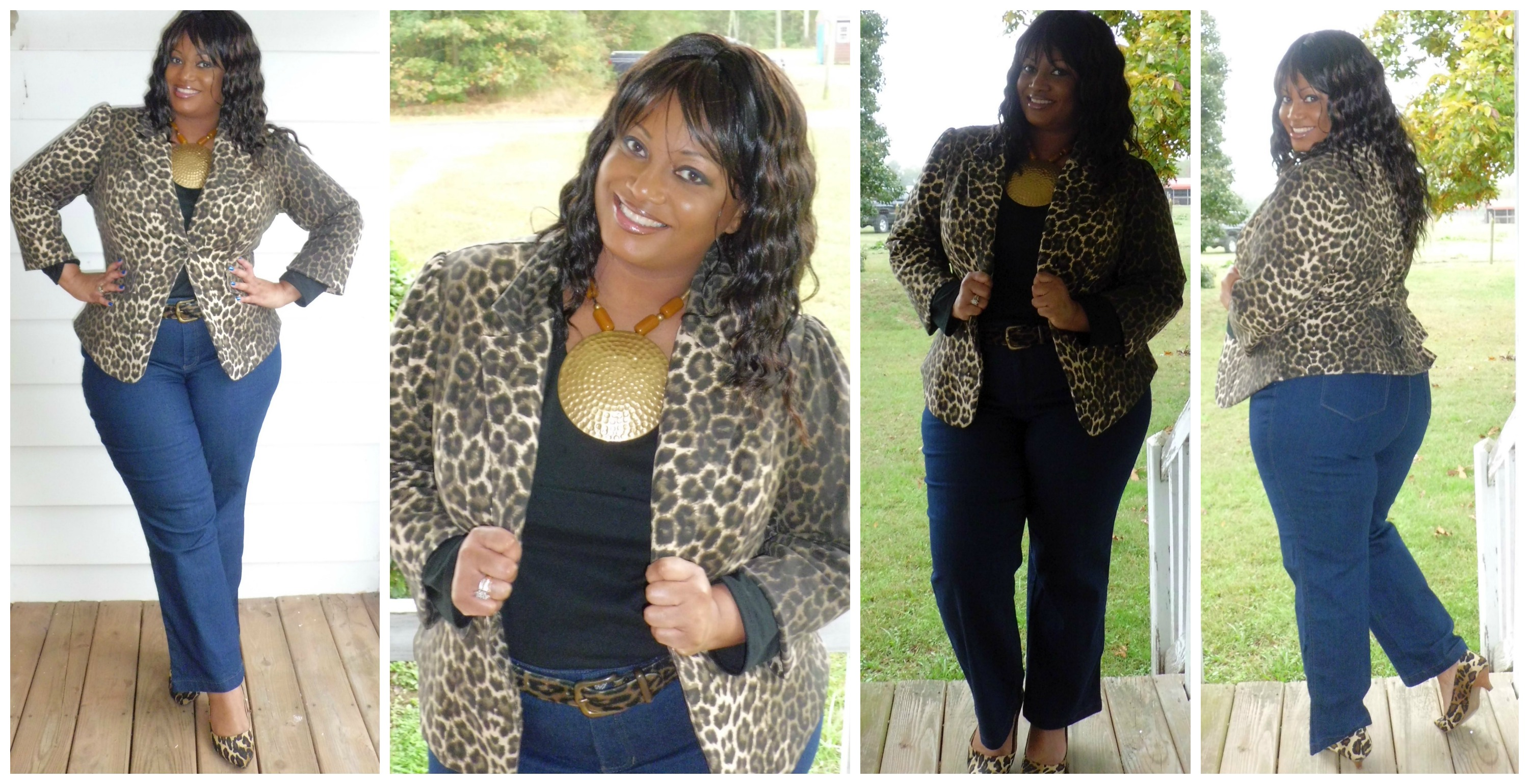 7792f0b613907 OOTD  Week  3- Fashion Friday in Just My Size Denim Jeans