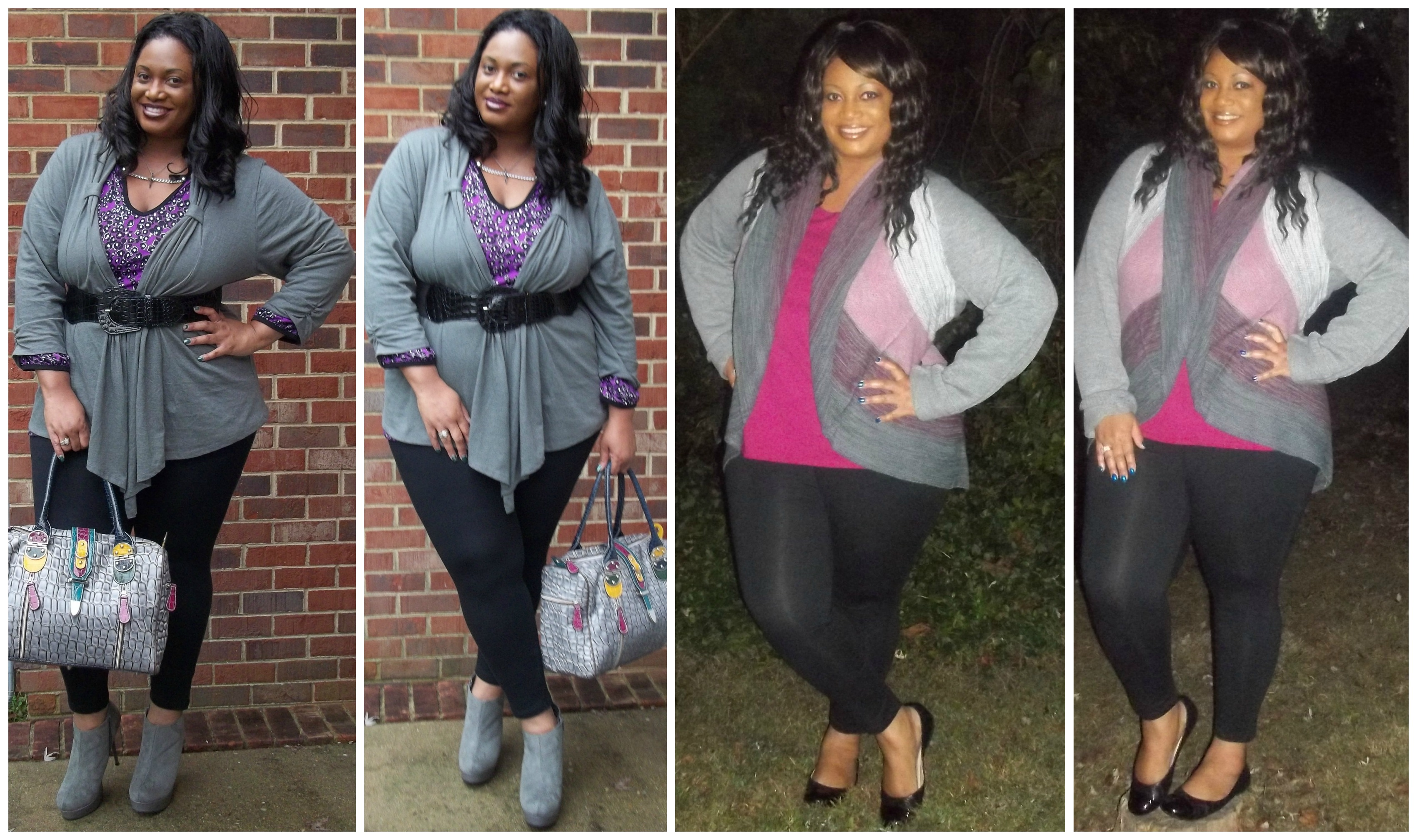 Work that Outfit !: How to wear leggings depending on your ...