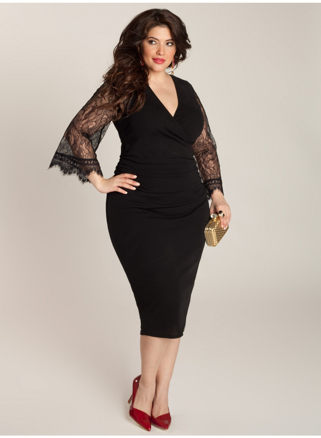 Plus size holiday fashions 43