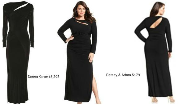Phaedra Dress Collage