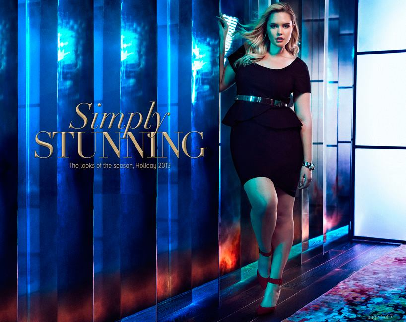 c45cbfec9ad7 The Torrid  Simply Stunning  Holiday 2013 Collection