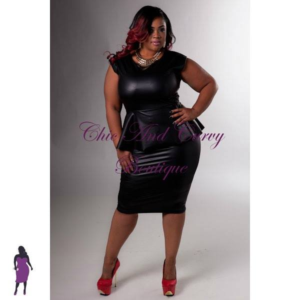 new arrivals at chic and curvy boutique