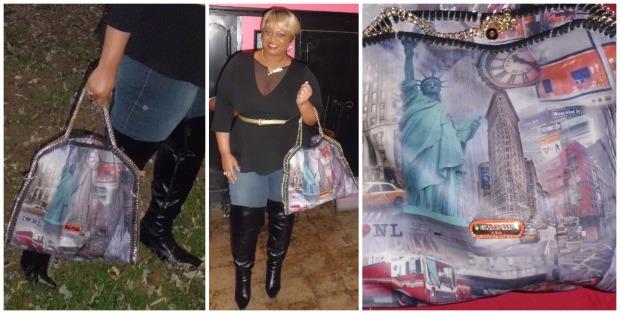 NL Bag Collage