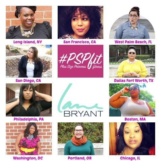 #PSPfit 10 Bloggers V2
