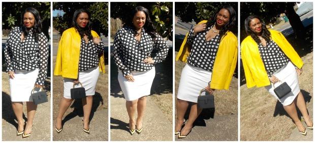 Little Miss Sunshine Collage