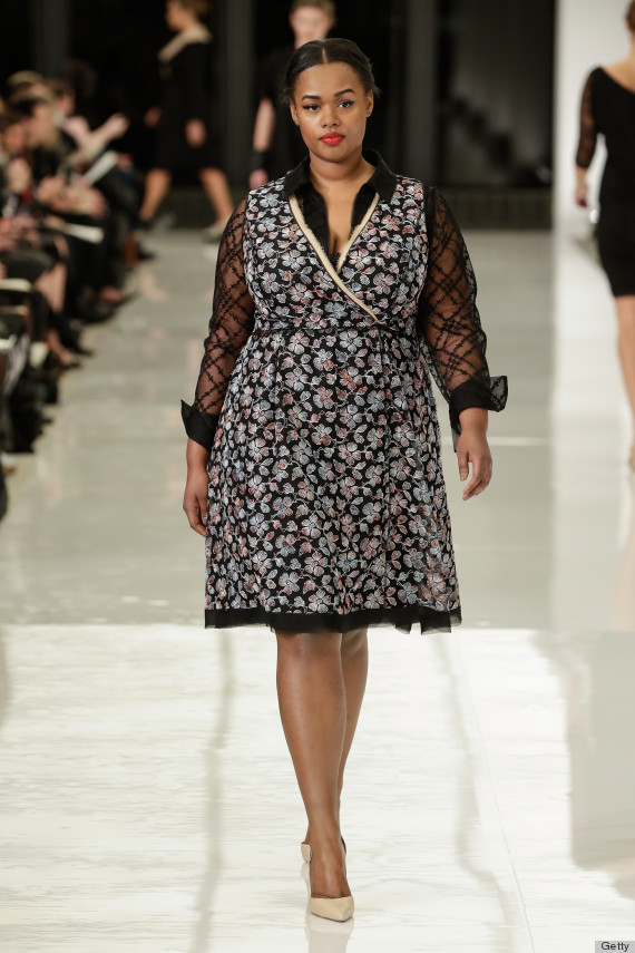 Isabel Toledo For Lane Bryant Fashion Show