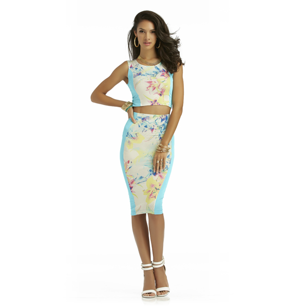 The Nicki Minaj Spring 2014 K Mart Collection Trendy Curves By Bella Styles