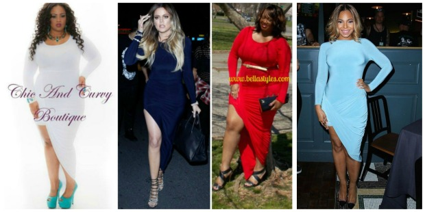 Khloe Ashanti Dress Collage