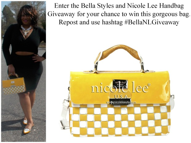 Nicole Lee Giveaway Promo Pic Collage