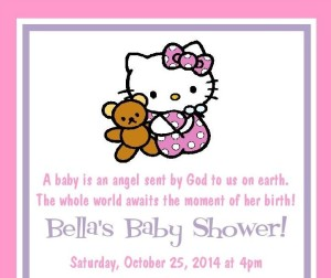 (Bella) Hello Kitty Baby Shower Invitation 5x7   Bella-page-001 (2) - Copy