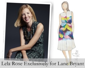 6ddc5f696d725 The Lela Rose for Lane Bryant Summer 2015 Collection