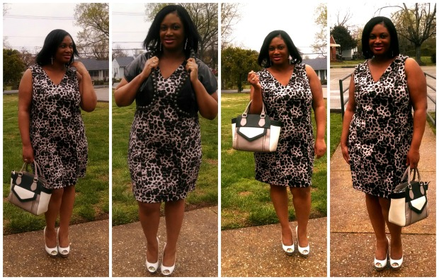 Kohls JLo Dress Collage
