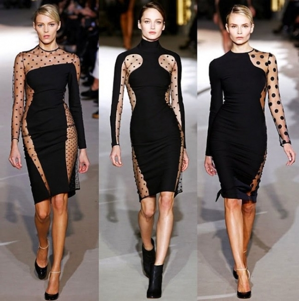 """The Curvy Look For Less: """"Stella McCartney\'s Lucia Dress"""" 