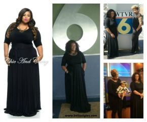 Chic and Curvy Boutique for CBS Collage