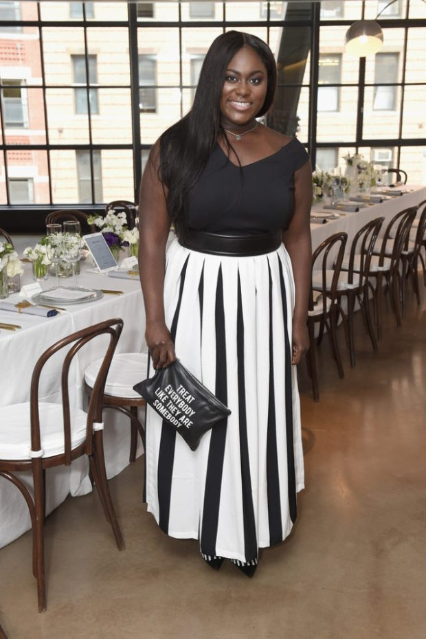 Danielle-Brooks-Chelsea-Leifken-Treat-Everybody-Like-They-Are-Somebody-Leather-Clutch-1-666x1000