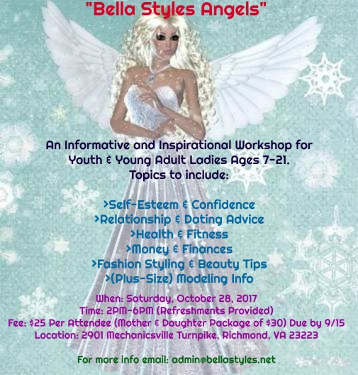 Bella Styles Angels Flyer