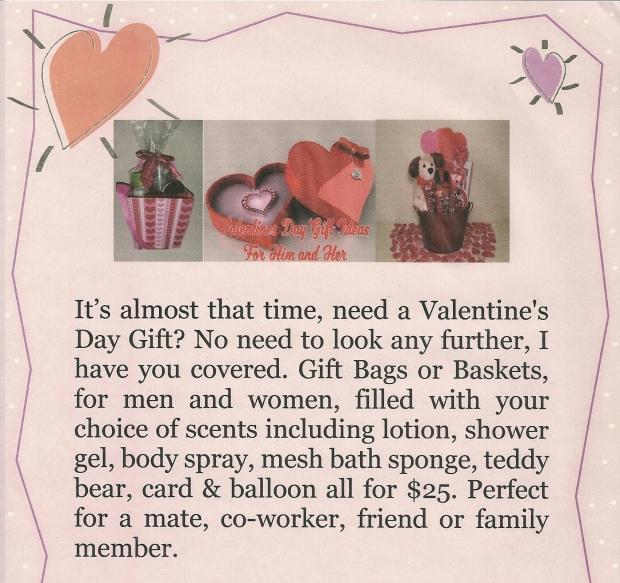 Valentine s Day Basket Flyer-1